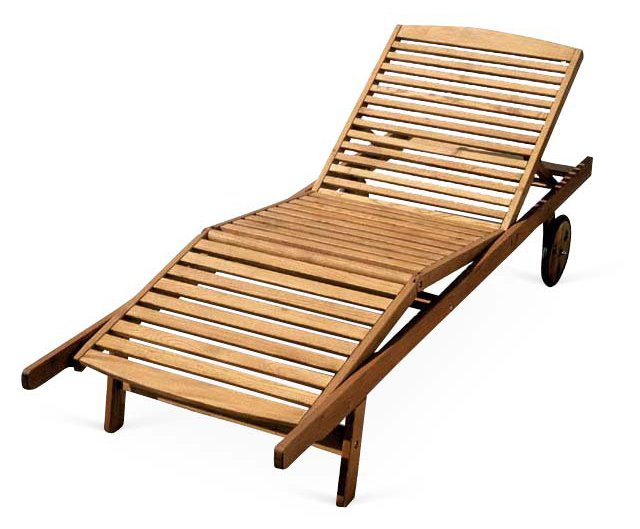 Riviera Adjustable Chaise Lounge