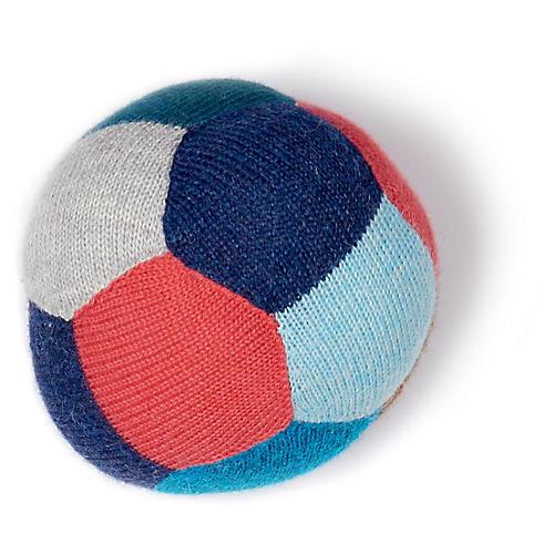 Soccer Ball, Indigo