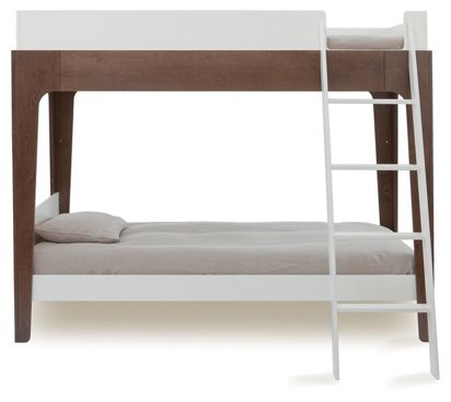 Marvelous Perch Bunk Bed White Walnut Ocoug Best Dining Table And Chair Ideas Images Ocougorg
