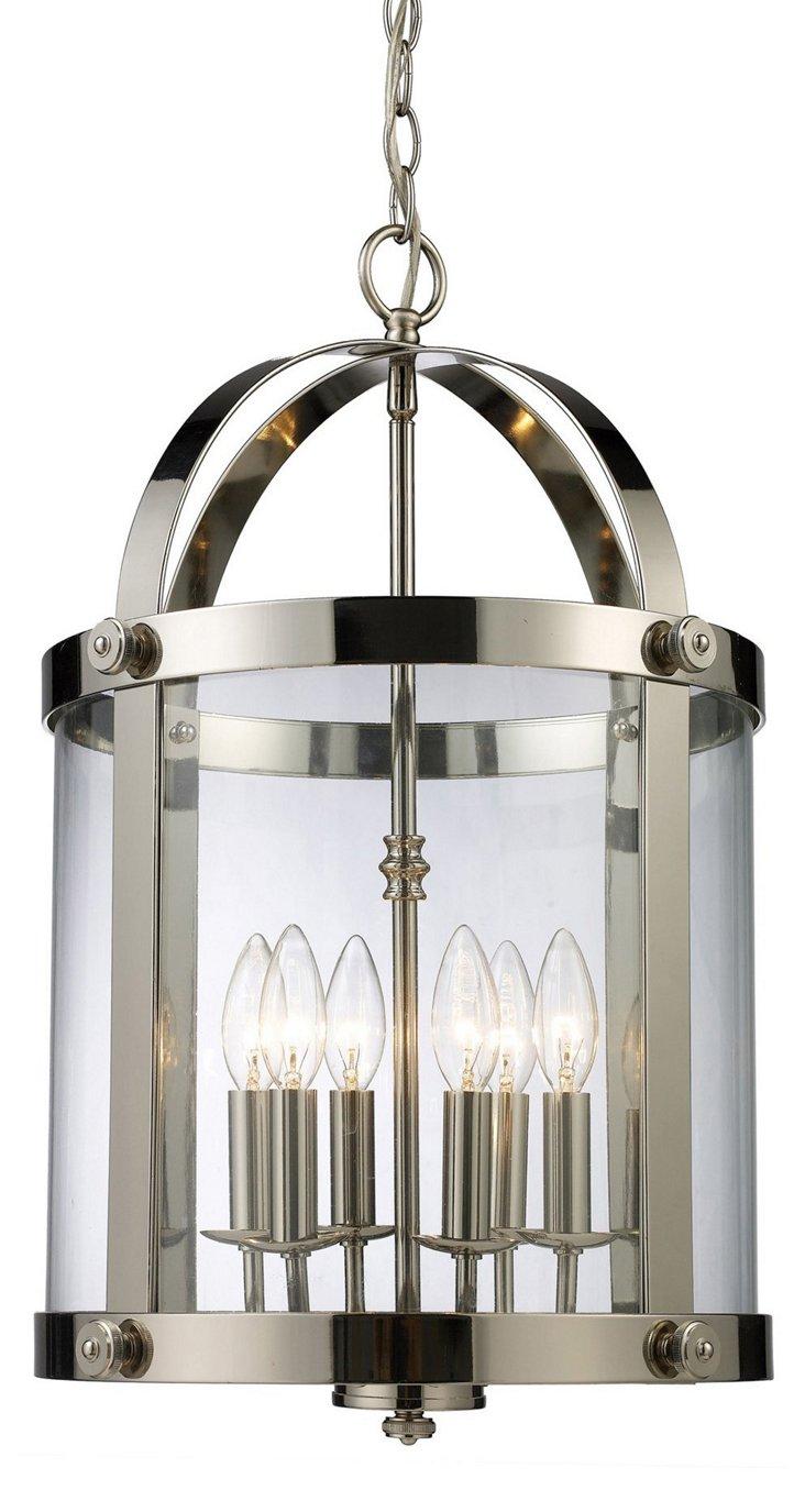 DISCONTINUED- Mollie 6-Light Lantern