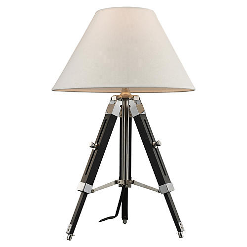 Studio Table Lamp, Black