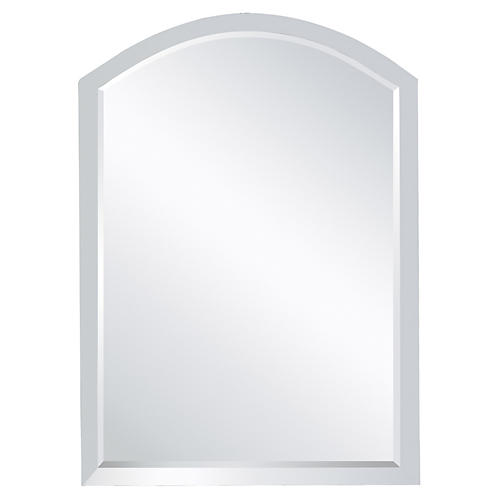 Marion Wall Mirror, Clear