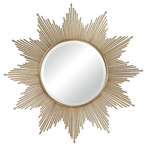 Rosemont Wall Mirror, Gold