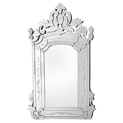 Venetian Mirror, Clear