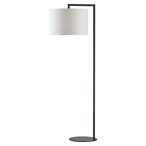 Stem Floor Lamp, Bronze