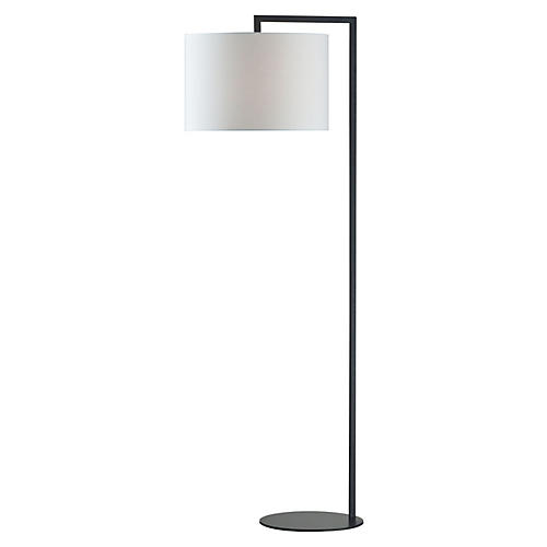 Stem Floor Lamp, Bronze