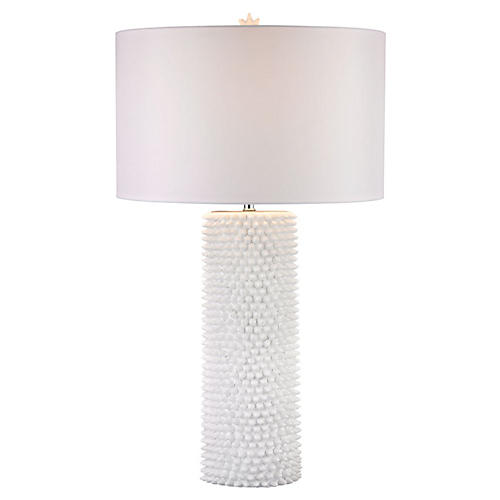 Punk Table Lamp, White