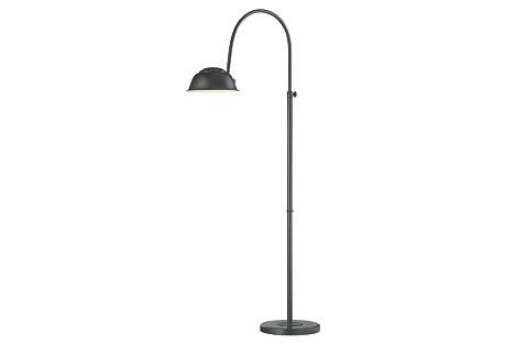 Merriston Floor Lamp, Bronze