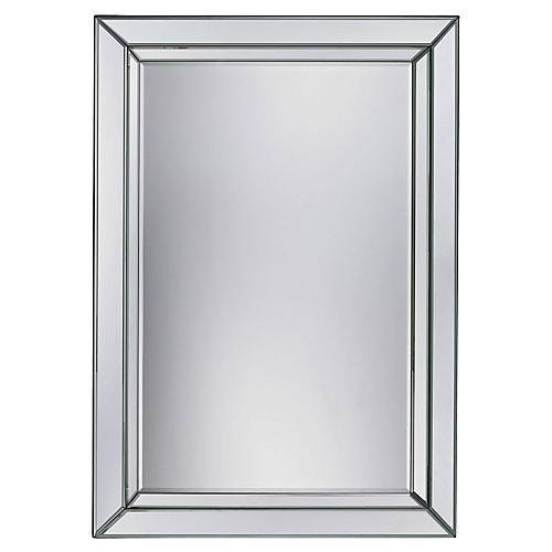 """Arriba 28""""x39"""" Wall Mirror"""