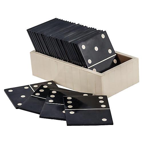 Motto Domino Game, Black