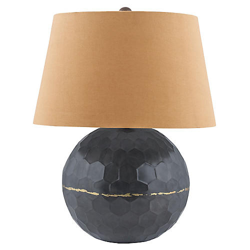 Cordoba Table Lamp, Bronze/Gold