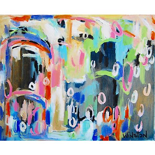 Pray, Love, Paint, Winston Wiant
