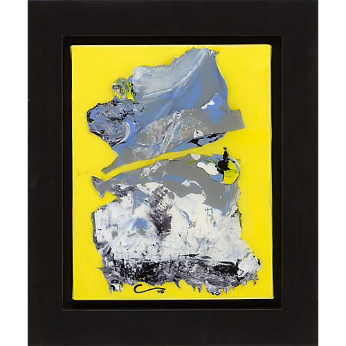 Potpourri on Yellow, Cano Ozgener