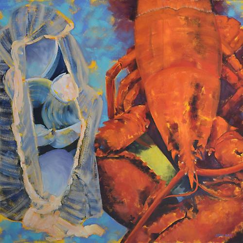 Janie Ball, Food As Art