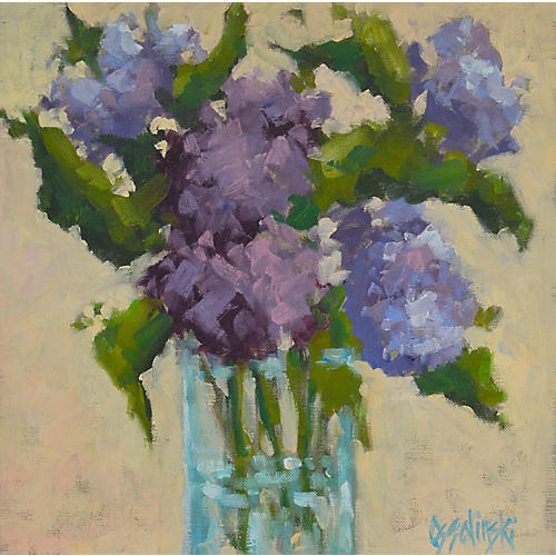 Hydrangeas, Lauren Ossolinski