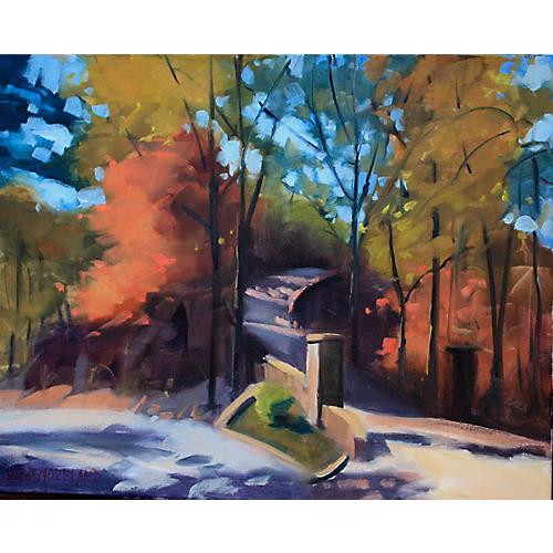 Fall Morning, Susan Westmoreland