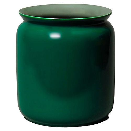 """6"""" Scholar Vase, Racing Green"""