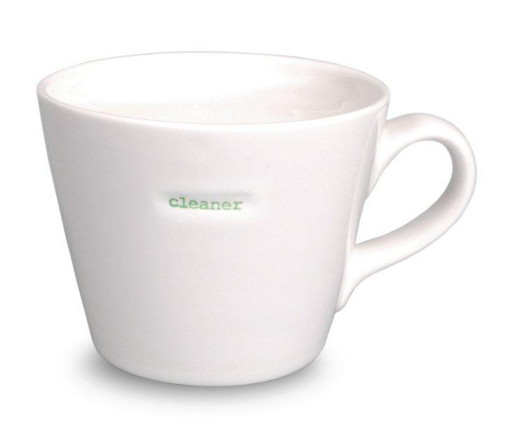 Bucket Mug, 'Cleaner'