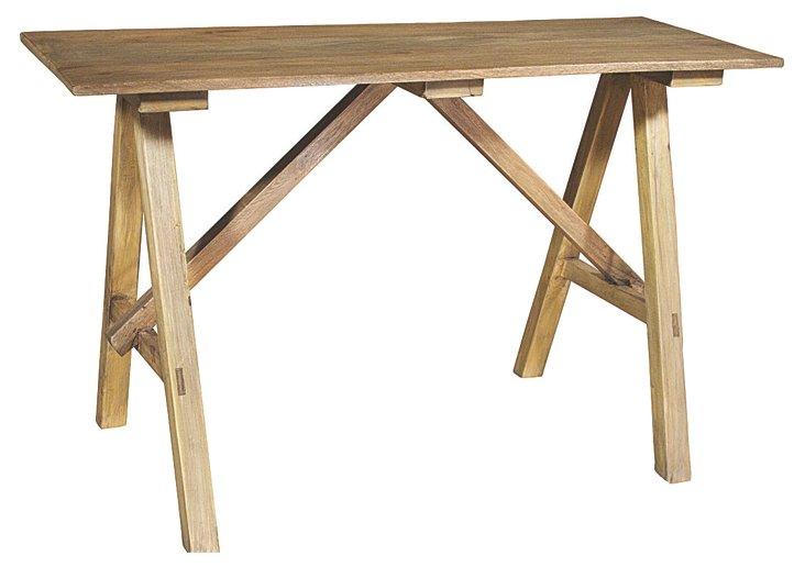 Jackson Carpenter's Console Table