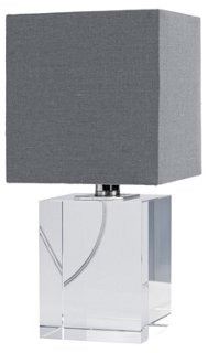 Mini Crystal Block Lamp Crystal Table Lamps Table Floor Lamps
