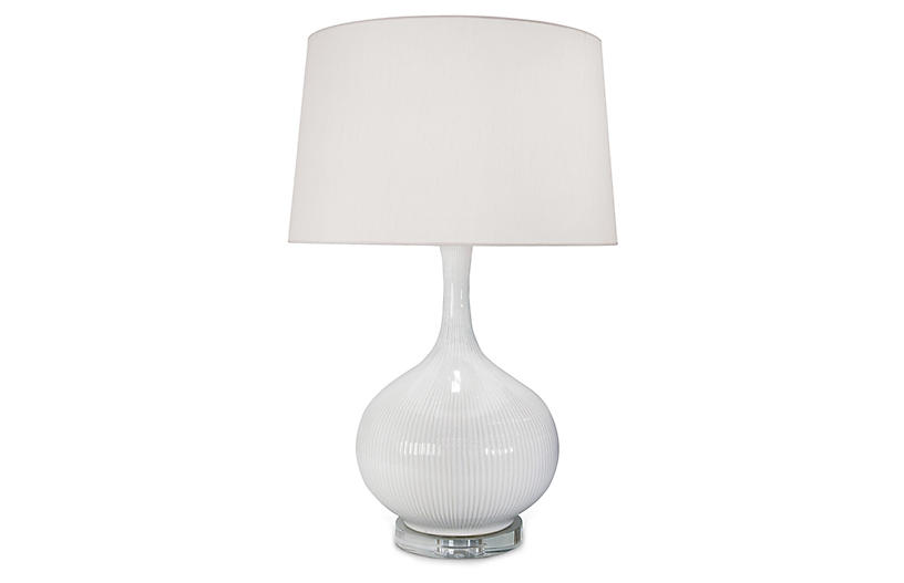 Ceramic Table Lamp Ivory Lighting Under 250