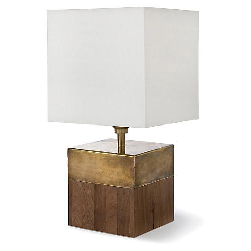 Mambo Cube Table Lamp