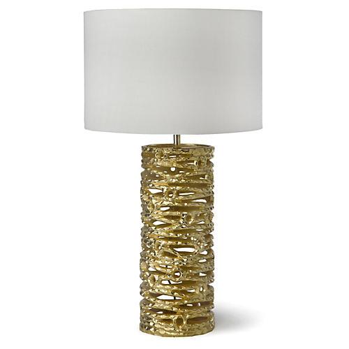 Coli Lamp, Gold