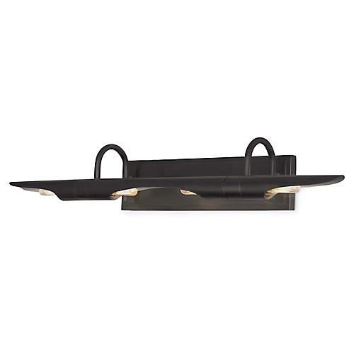 Redford Large Picture Light, Oil-Rubbed Bronze