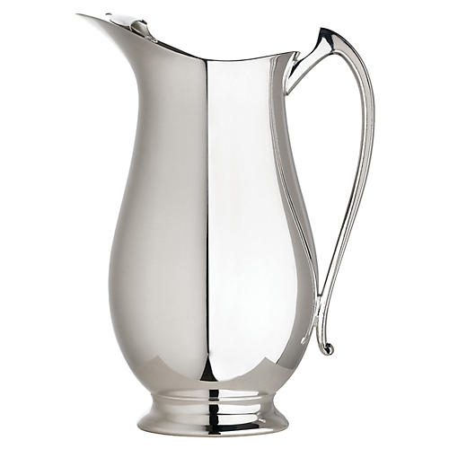 Coventry Pitcher, Silver