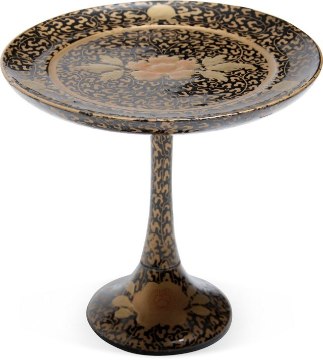 Small Japanese Round Stand
