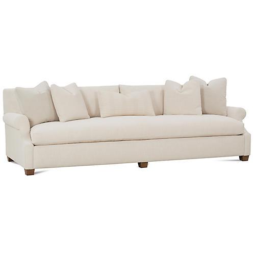 Bristol Sofa, Wheat