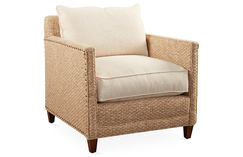 Springfield Chair - Fern - Robin Bruce