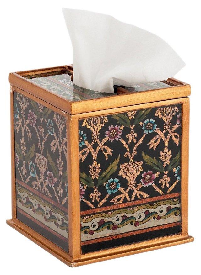 Tissue Box, Antigua