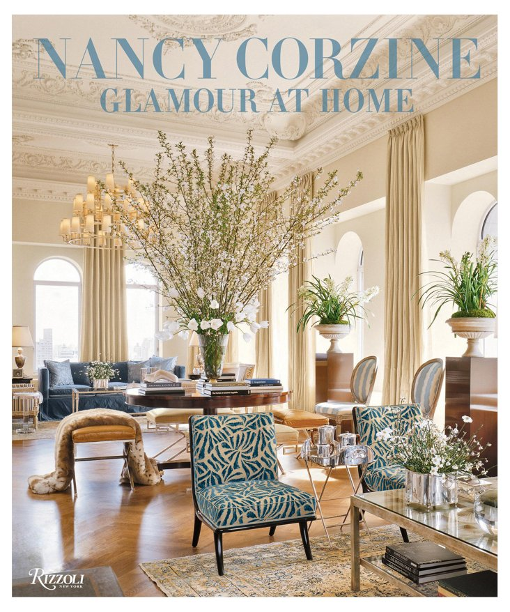 Glamour at Home, Nancy Corzine