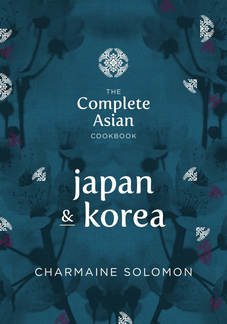 Asian Cookbook Series: Japan & Korea