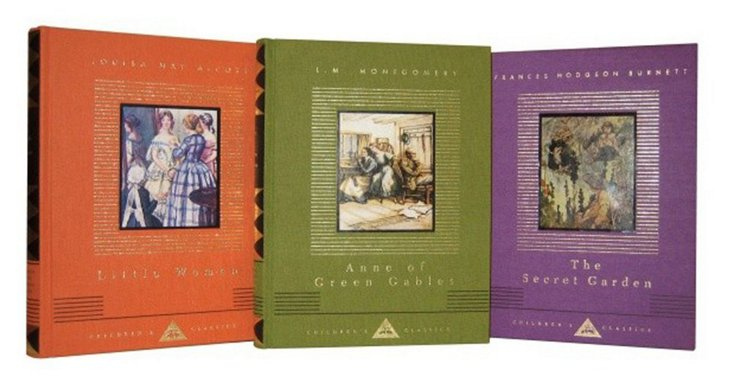 3-Volume Coming of Age Classics Gift Set