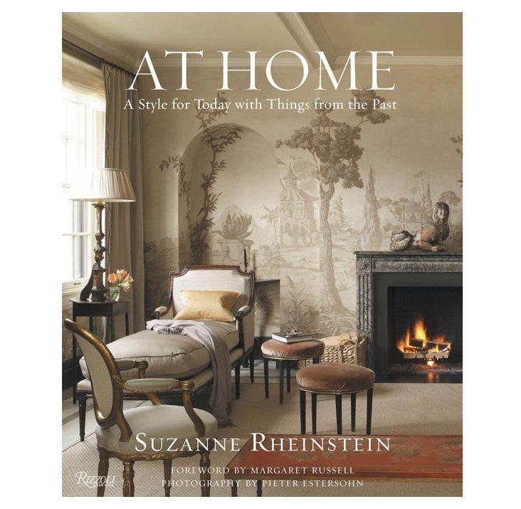 Suzanne Rheinstein: At Home