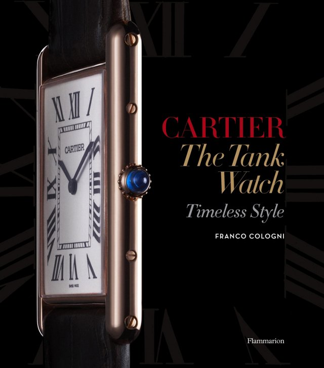 Cartier: The Tank Watch