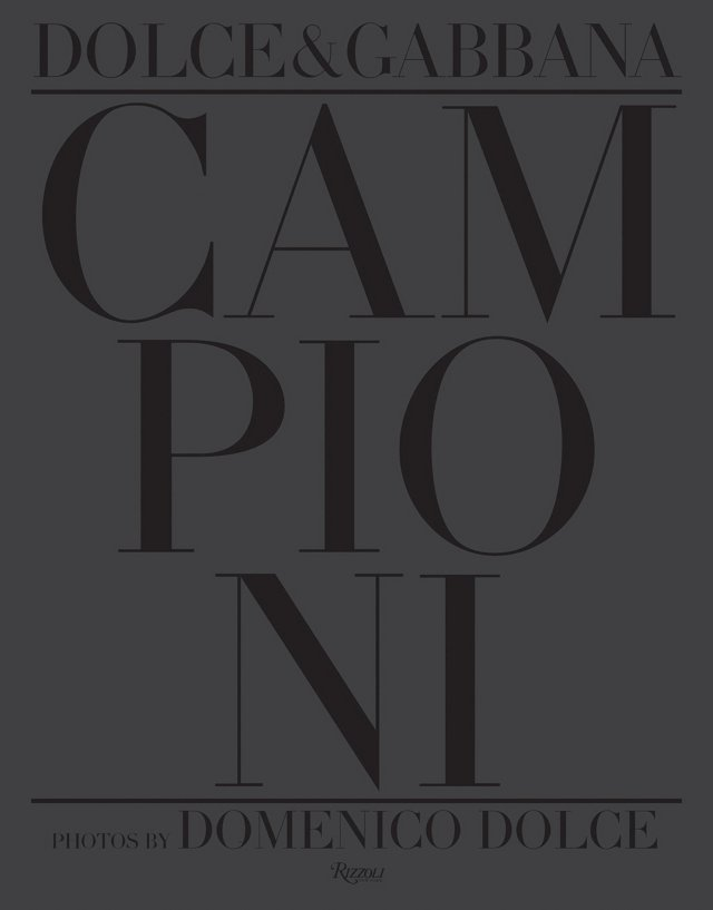 Dolce & Gabbana Campioni