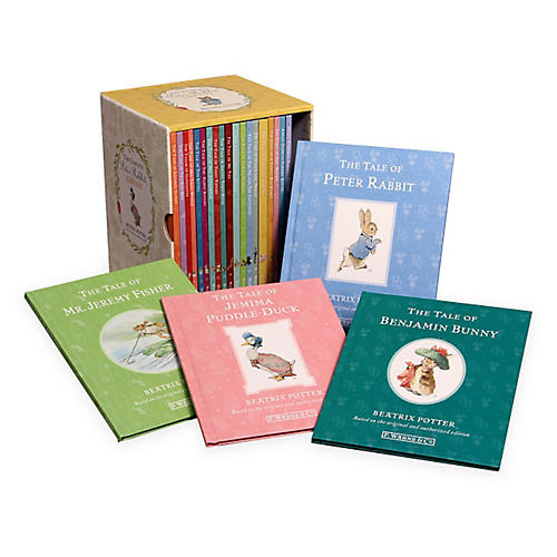 Peter Rabbit 23 Volume Library