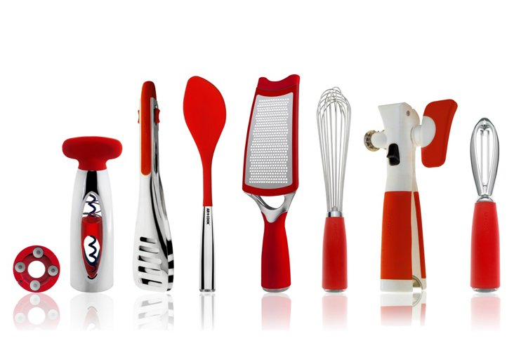 8-Pc Gift Set In Box, Red