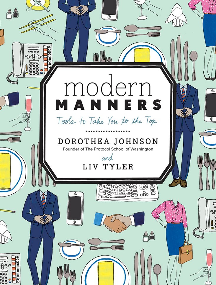 Modern Manners, Signed