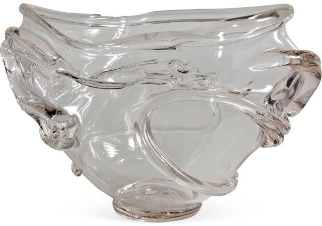 Handblown Glass Vessel
