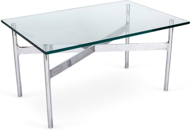 Gerald McCabe Series X Lamp Table
