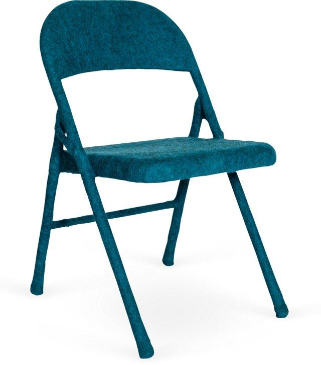 Tanya Aguiñiga Eames DCM Chair