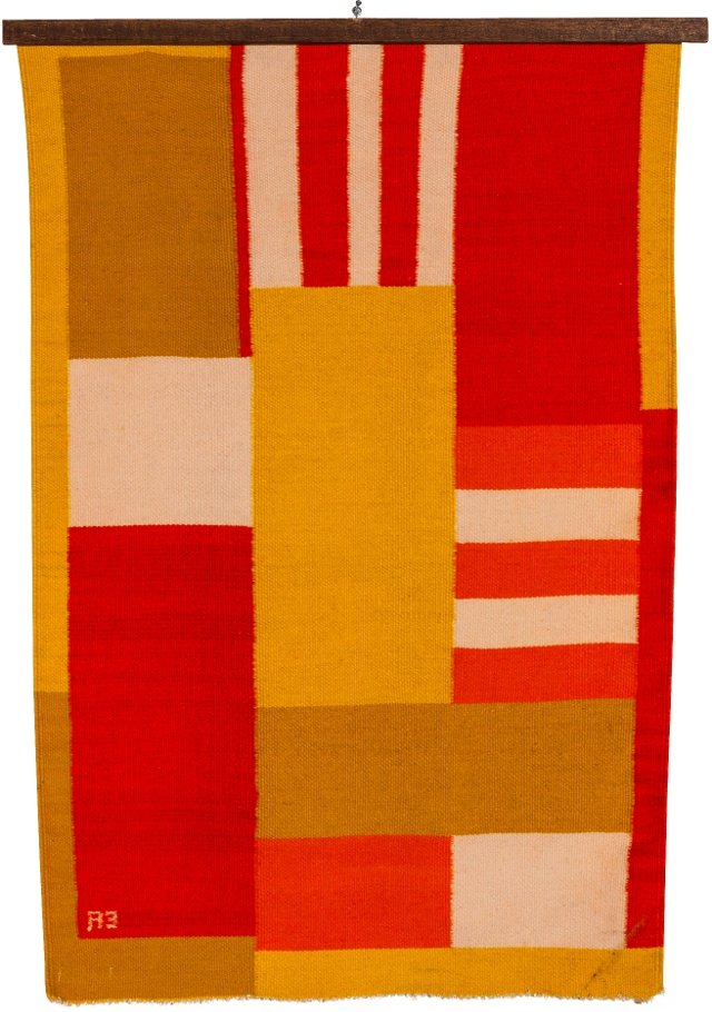 Evelyn Ackerman Composition Tapestry