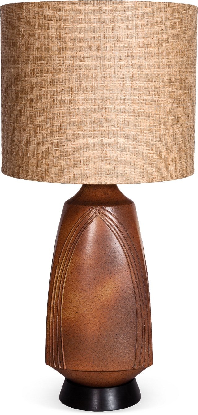 David Cressey Linear Table Lamp