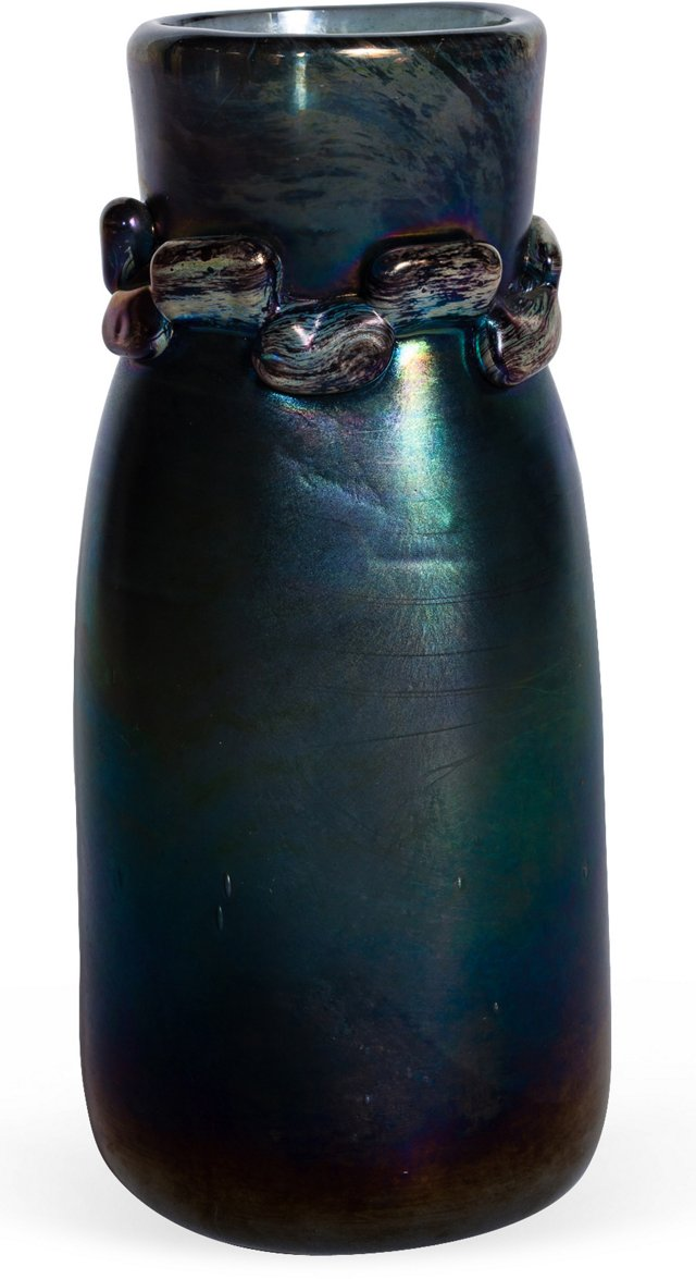Kim Newcomb Handblown Glass Vase II