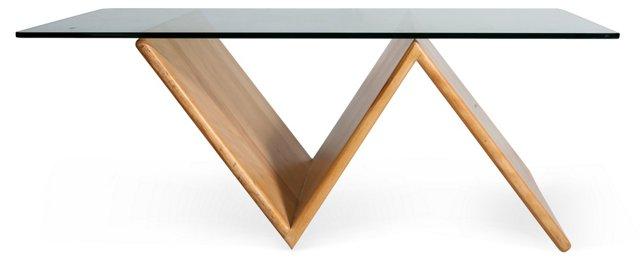 Gerald McCabe Zig-Zag Table