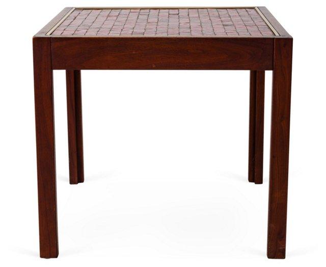 Brown Saltman Occasional Table